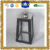 Chinese black wooden lantern hot selling glass candle lanterns