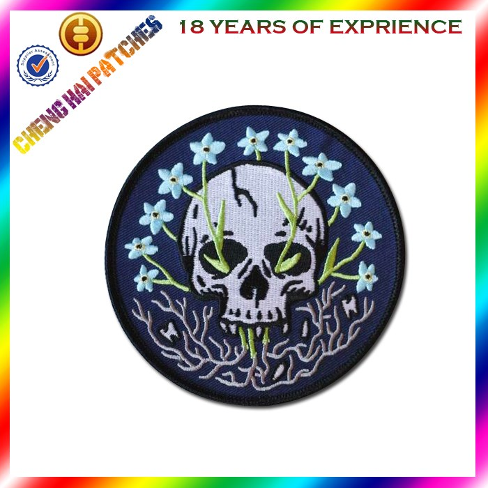 custom embroidered patches fr clothing patches iron on patches