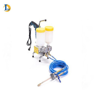 Double components polyurethane crack epoxy grout injection pump