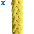 IMPA Mooring Rope 12 strand PP/PES Mixed Rope with certificate