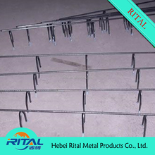slab bolster upper/Continuous Rebar Chairs building materials metal concrete spacer for construction