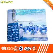Customized Tablet pc screen cleaning cloth with high quality