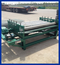Reliable Quality Automatic Hydraulic Three Roller Metal Pipe/Meatl Flattening Machine