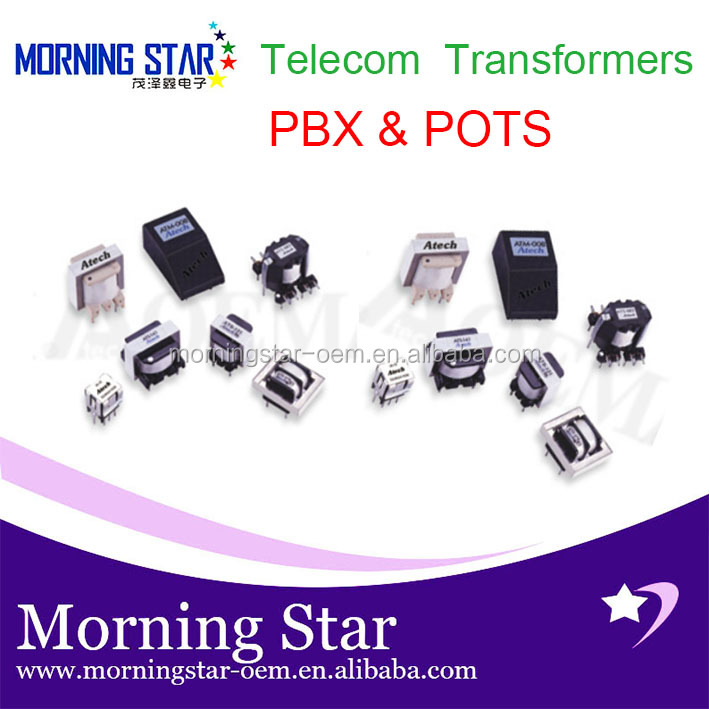 MORNING STAR ATS-007B MODEM TRANSFORMER 671-8240 COMPATIBLE