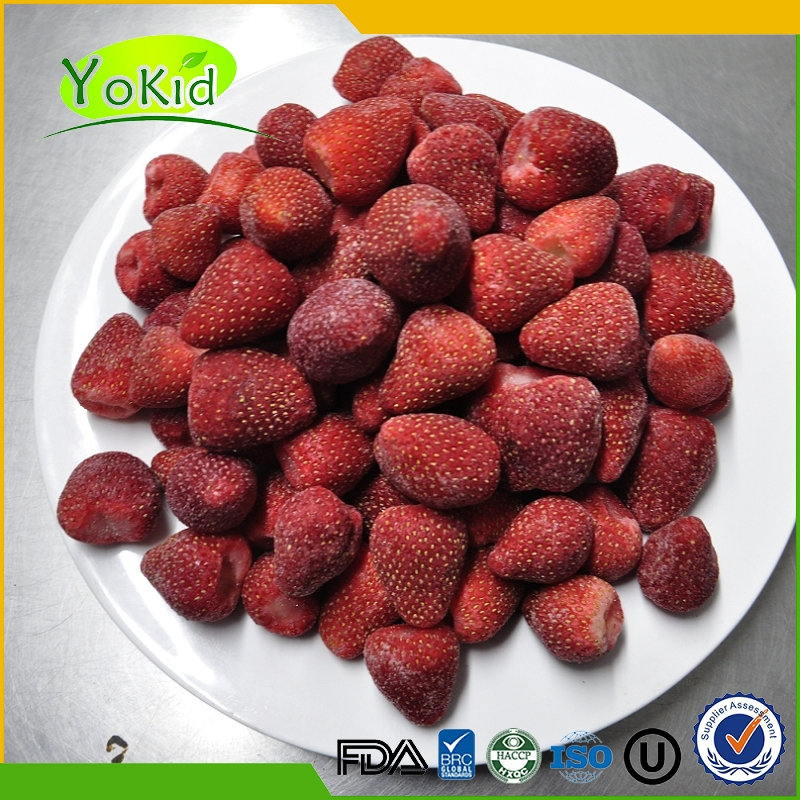 price for Best quality 25-35 mm Wholesale box bulk Fresh frozen Strawberry
