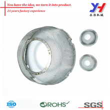 oem odm customized Insect proof indoor stainless steel filter for smoke detector