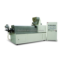 Single Screw Extruder Crispy Pea/puff snack machine/shell/potato food process line