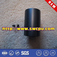 Customized solid silicone rubber rod