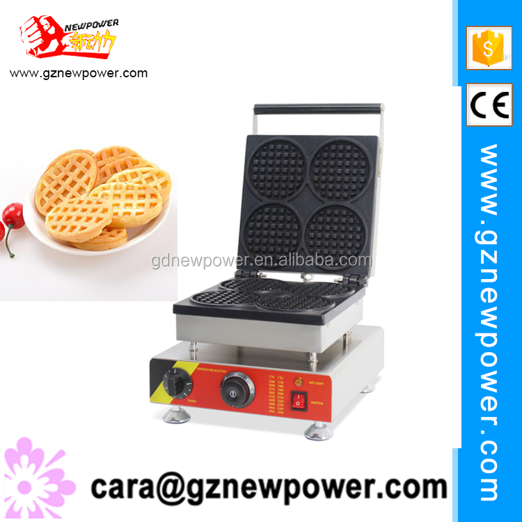 Commercial Wafffle Application Waffel Stick Maker, Waffle Making Machine