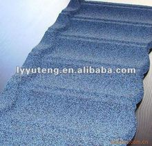 China Shingle Durable and Sun Stone Coated Metal Roof