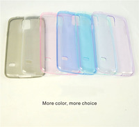 Transparent ultra thin slim crystal clear lighter phone case for samsung galaxy Note-edge/N9150