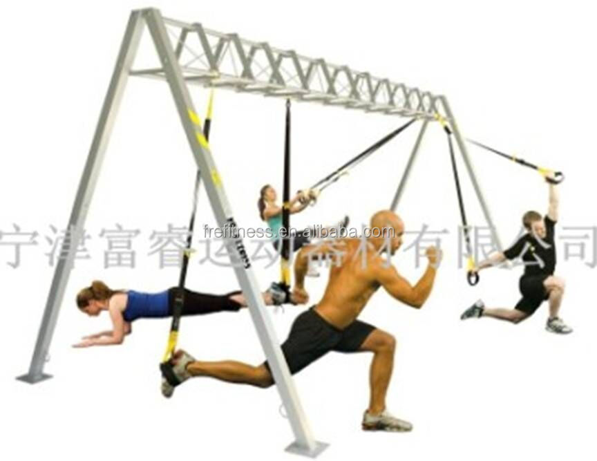 body building equipment/gym fitness Equipment TRX rack