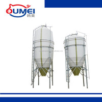Low Price Poultry Farm Feeding Equipment Storage Silo for Sale