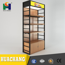 get your flexible metal and wooden wall/slatwall/island display shelf/rack/furniture