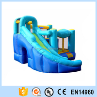 commercial inflatable bouncer,bouncer combo,inflatable slide bouncer