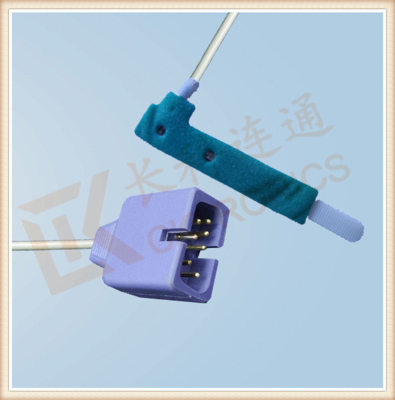 Chinese supplier MEK 7 Pin Oximax Disposable spo2 sensor