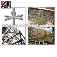 Hot Dip Galvanized Steel Layher Ringlock Scaffolding System for Sale Made in Guangzhou