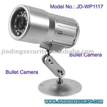 (JD-WP1117) AES Electronic Shutter/DC auto-iris Function 23pcs IR 20m IR Rang 3.6mm Lens Waterproof Camera