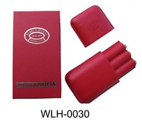 Hot Sale Handy Case China Cigar With Leather Case