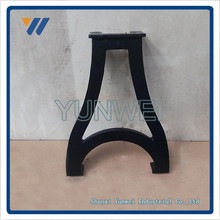 China 2017 Hot Selling Factory Iron Pipe Table Legs
