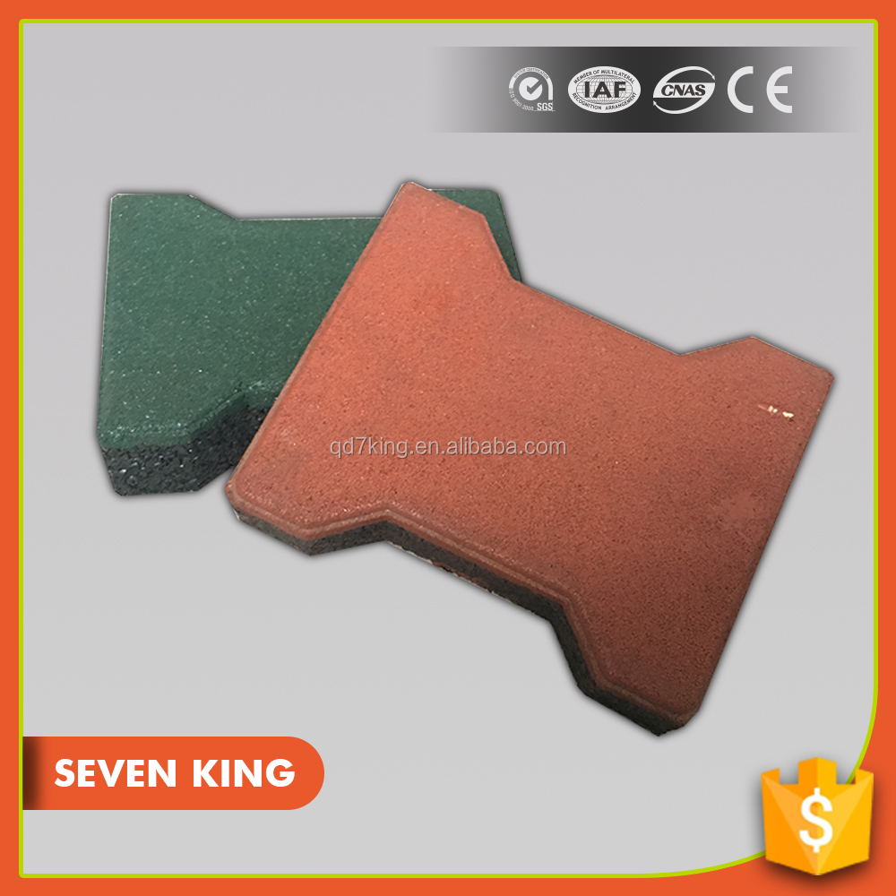 QINGDAO 7KING comfortable stables/driveway rubber floor paver mats