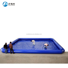 10*10m in stock giant Inflatable pool for water walking ball