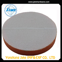 High Quality Customized Promotional Diamond Sponge Polishing Pad