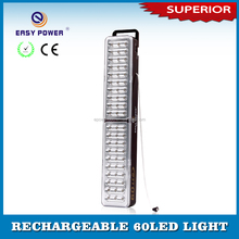 Portable Rechargeable Wall Mounted 60 LED emergency charge Light