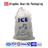 3kg/5kg/9kg/10kg/12kg PE/PP Material Ice Plastic Packaging Bag