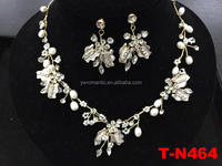Wholesale new design handmade classic design 2014 pakistani bridal jewelry sets