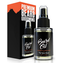 Private Label Organic Restores Moisture And Delivers a Deep Softener Treatment Beard Growth Oil