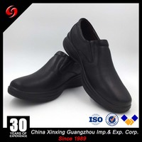 Guangzhou Xinxing Military Men Rubber Outsole Comfortable Insock Leisure Officer Grain Leather Shoes