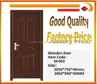 High quality wooden doors for building Material