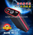 3300mAh 11.1V high-capacity Li-polymer power station with 200A MINI rechargeable Jump Starter