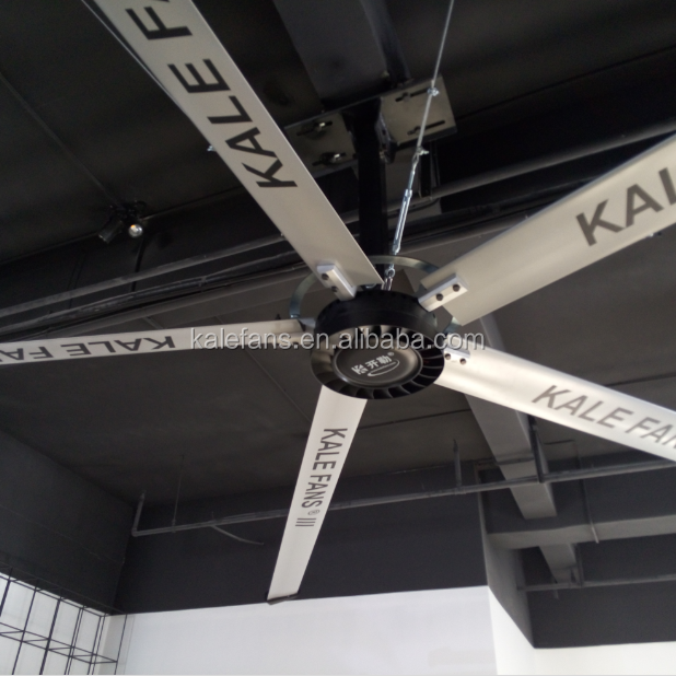 China Manufacture 22 DC Motor Air Cooling Ceiling Fan for Industrial 220 Volt 50HZ