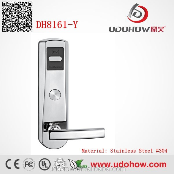 High Safe &Colorful Free Software Fast Interaction Hotel Inductive Card Locks