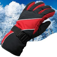Hot Sale 2015 Promotion Warmest Heated Men's Ski Gloves