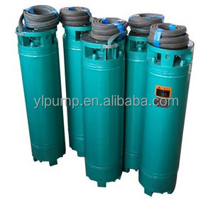 Agricultural irrigation submersible deep well water pump for agriculture irrigation