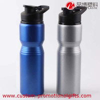 Aluminium drinking bottle,Custom easy to take anti-slip water bottle
