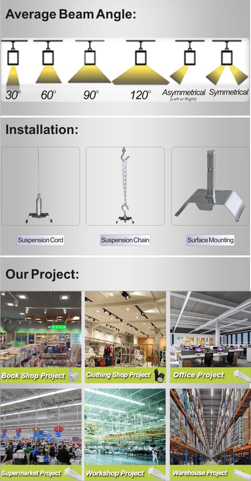 LED Linear Light System Descirption 2
