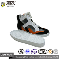 2016 hot selling new fashionable leisure shoe soles for boys