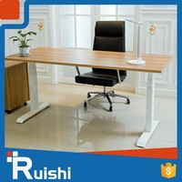 High Tech New Eco-Friendly Electric Height Adjustable Pictures Of Office Tables