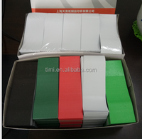 colorful napkin bands 1.5*4.25'' for restaurant usage produced by TIMI