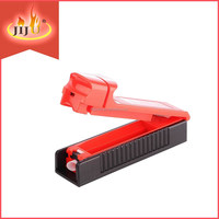 Yiwu One Tube ABS Plastic Rolling Machine Smoke Accessories Commercial Tobacco Cigarette Rolling Machine