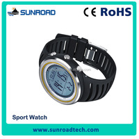 SUNROAD Sports design china digital gift sports watch for promotion FR802