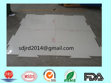 4x8 plastic skating sheet / portable hockey training board / synthetic ice rink manufacturer