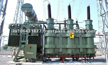 Used Power Transformers
