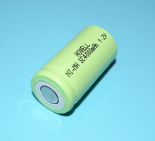 SC4000 SC nimh rechargeable batteries for power tool