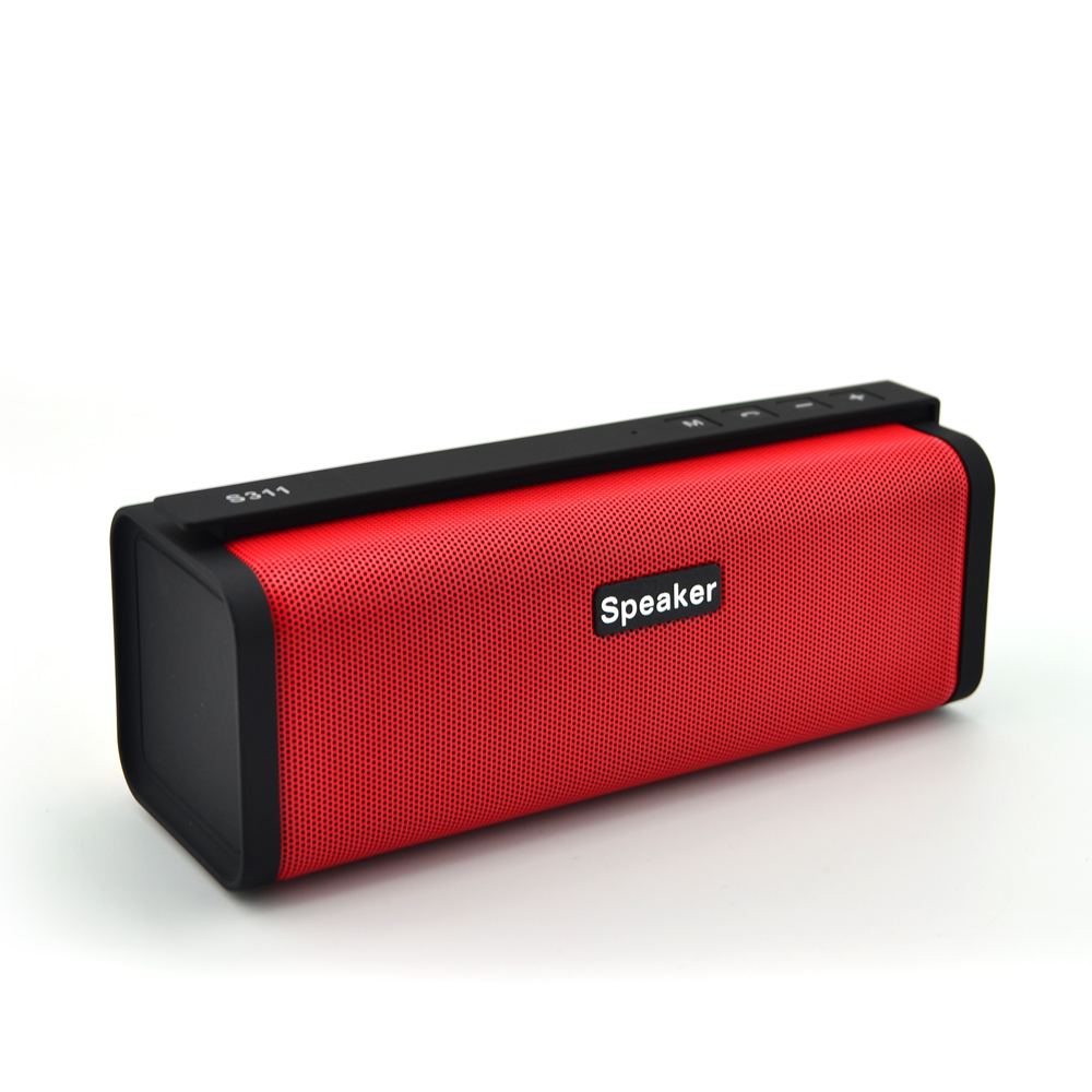 Wholesale family portable hi fi stereo bluetooth speaker for Mobile porta hi fi