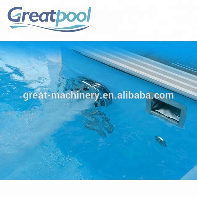 Hot sale swim spa training swimming pool counter current swim jet, View  swimming pool water jet, GREAT Product Details from Sichuan Great  Technology ...